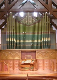 Morel and Associates Pipe Organs